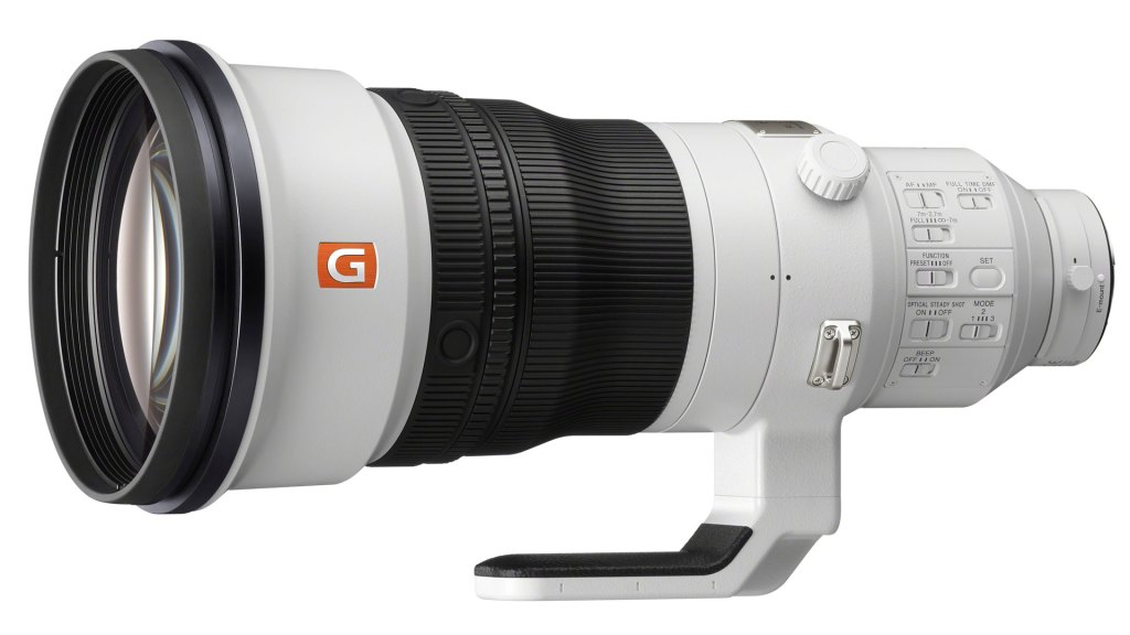 New Sony FE 400mm F2.8 supertelephoto is so exclusive you'll have to get one made