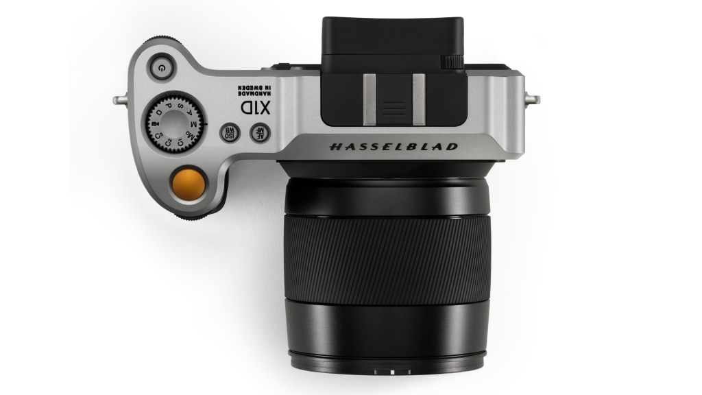 Hasselblad X1D lenses