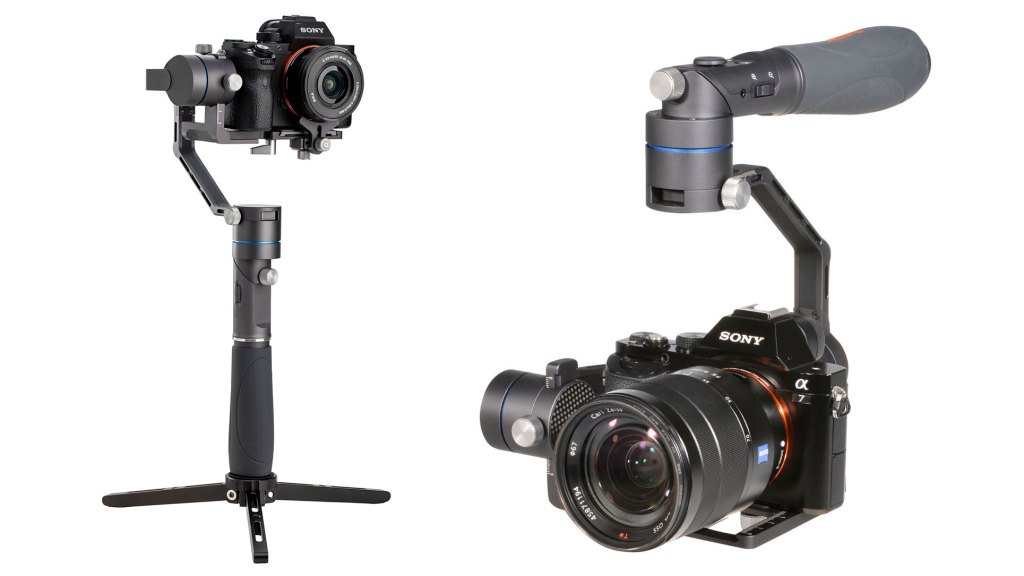 Benro launches Reddog R1 3-axis gimbal stabiliser