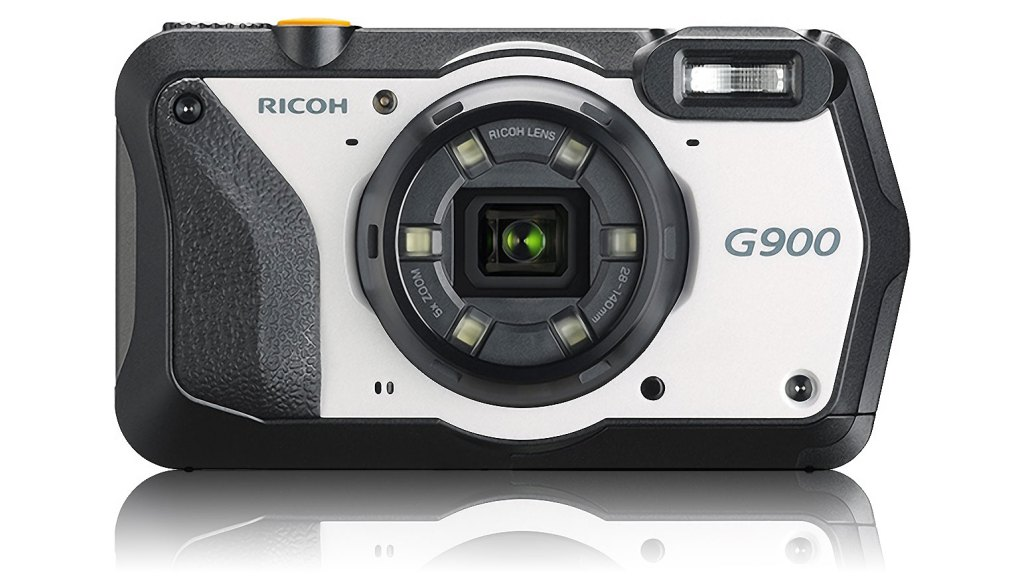 Ricoh launches 'industrial' G900 camera