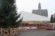 ijspiste - kerstmarkt Oudenaarde