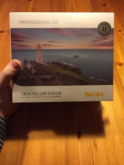 The Nisi Filter Box - The Professional Kit version