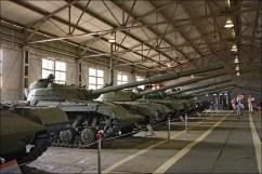 Павильон советских танков