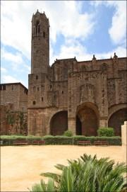 Дворец на римском фундаменте