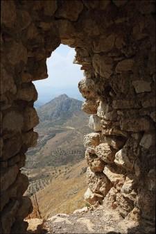 Вид на другую крепость