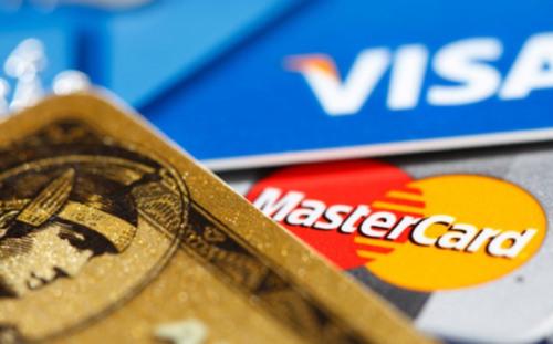 Visa і MasterCard