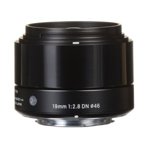Sigma 19mm f/2.8 DN ART Lens for Micro Four Thirds