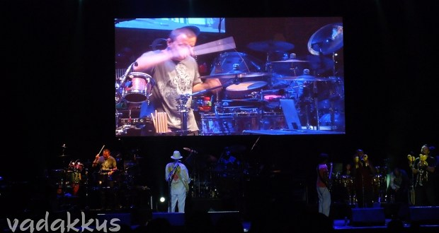 Santana Live in Bangalore India