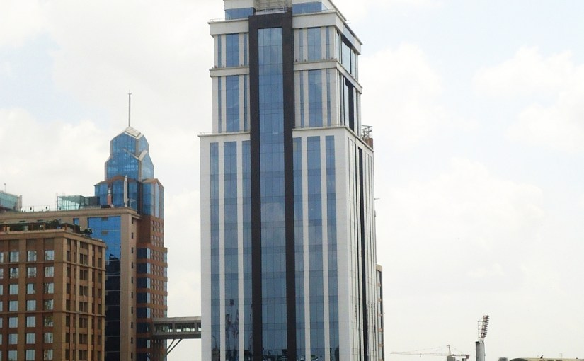 The Towering UB City Tower!