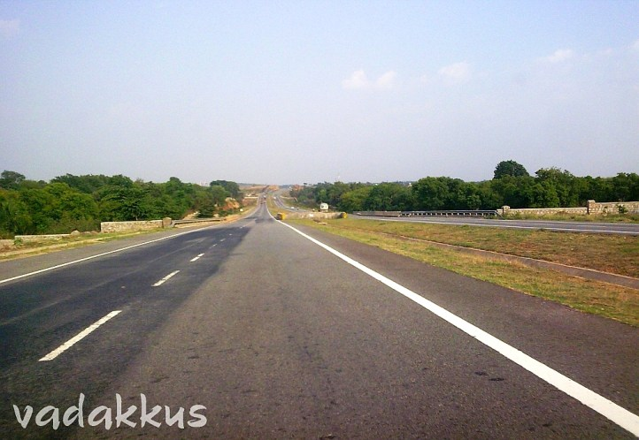 The Flat-out Bangalore – Tumkur Stretch of NH4