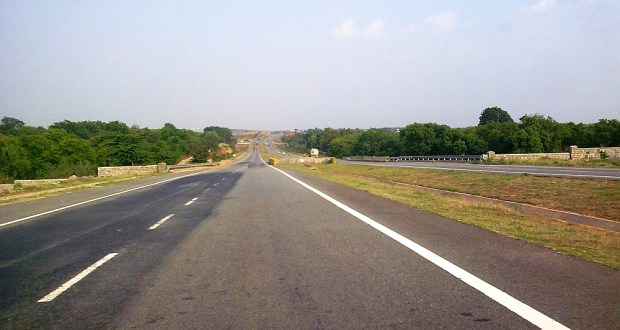 Bangalore - Tumkur National Highway portion of the Chennai - Mumbai part of NH4.