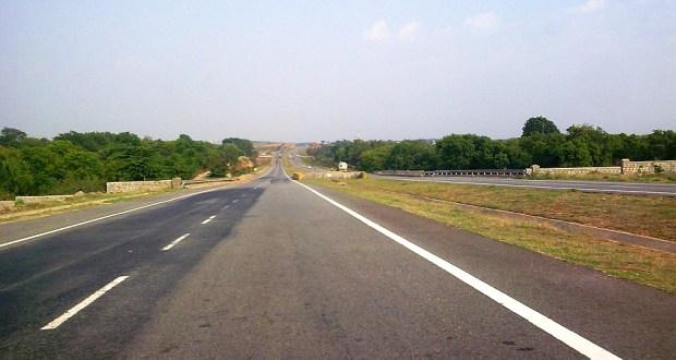 Bangalore - Tumkur National Highway portion of the Chennai - Mumbai part of NH4.