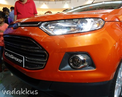 The New Ford Ecosport India! | Photos 2