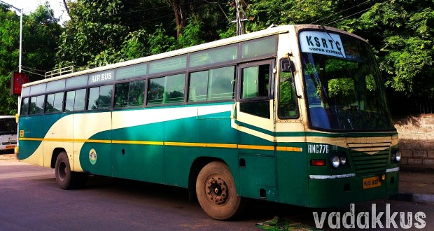 KSRTC Super Express RNC 776 Thrissur - Bangalore