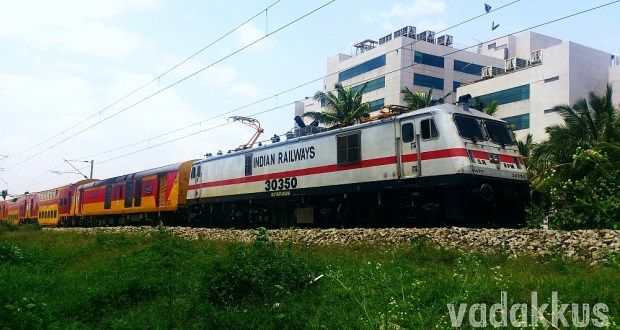 Running Double Decker Express with WAP7