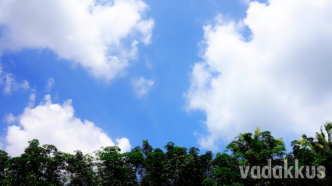 Picture of Blue Cloudy Sky