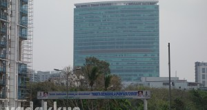 Photo of the WTC building Part of Brigade Gateway at Yeshwantpur, Bangalore