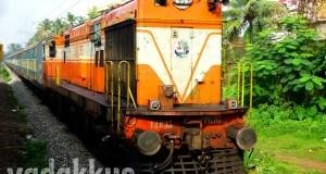 WDG3A Diesel Locomotive of Ernakulam