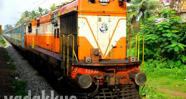 WDG3A Diesel Locomotive of Ernakulam