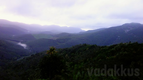 Over the Hills and Far Away… The Kerala Highrange Landscape