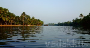 Kuttanad Chennemkari Kerala Backwaters