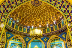 The Grand Persian Court Dome at the Ibn Battuta Mall, Dubai