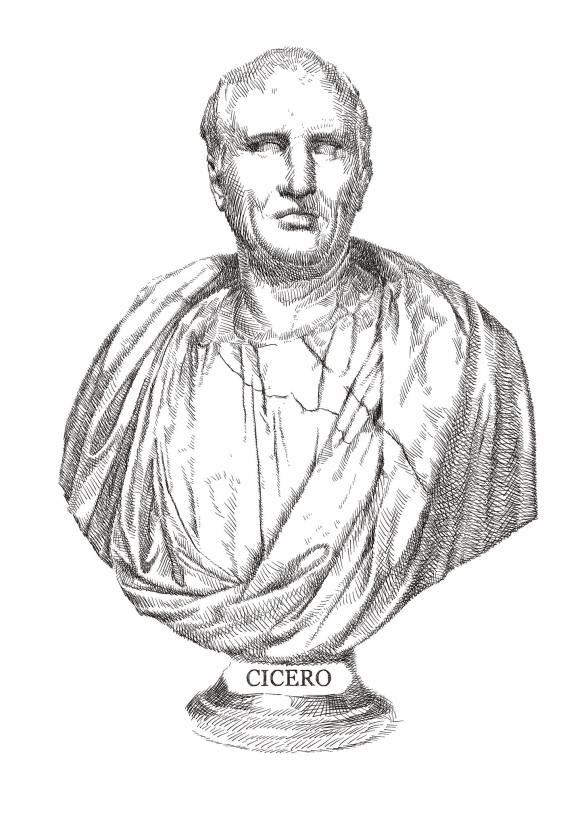 "Marcus Tullius Cicero (106–43 BC).  Cicero was a Roman statesman and philosopher, and is widely considered to be one of the greatest orators of all time. ""Not to know what happened before you were born is to be a child forever.""  —Orator ad M. Brutum XXXIV.120"