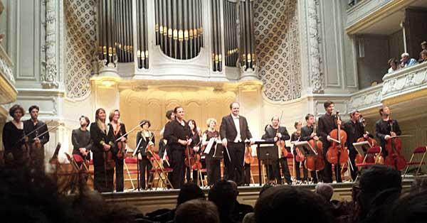 L'Orchestre des Pays de Savoie