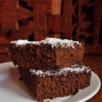 Gâteau au Yaourt & Chocolat,d'un moëlleeeeeeeeeeeux...