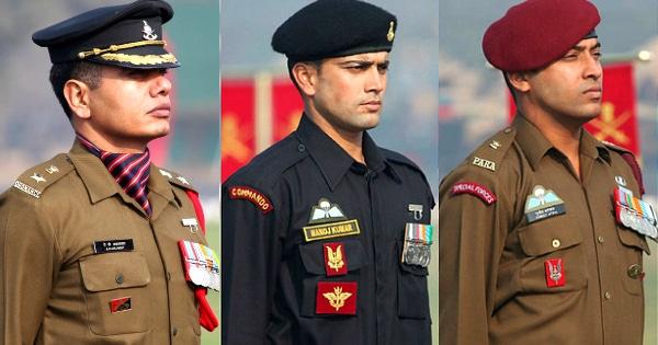 Army Dress Allowance के लागू होने के बाद कौन कौन से आइटम मिलते रहेंगे जवानों को।