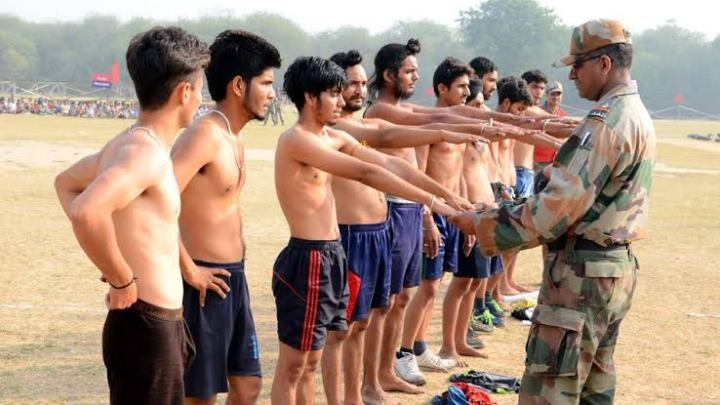 Indian army vacancy 10th pass नोजवानो के लिए