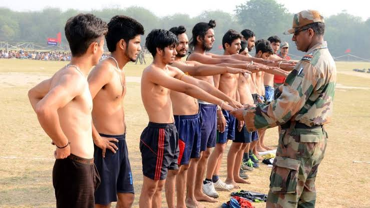 ARO ग्वालियर की आर्मी रैली 4 फरवरी से टीकमगढ़ में शुरू