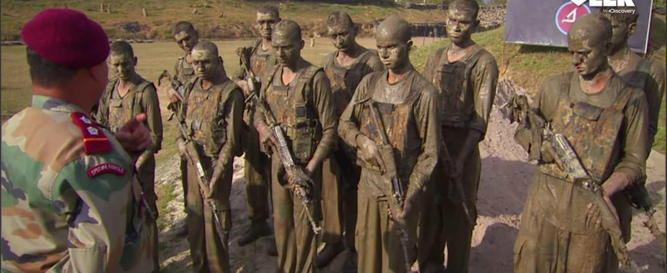 Para commando salary & training