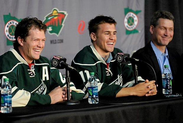 Offseason recommendations for new Minnesota Wild GM