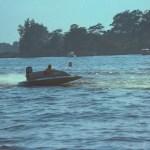 Motor boat 'BOBCAT' on Oulton broad