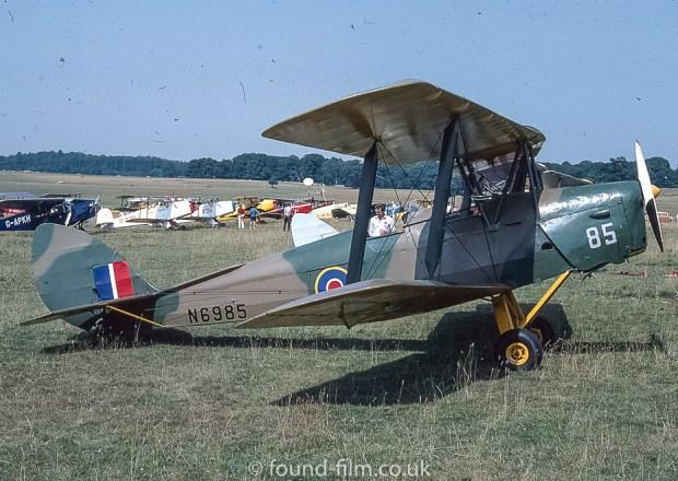 Biplane N6985