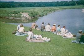 Group by a lake