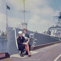 Snapshots in time: USS Providence CLG-6