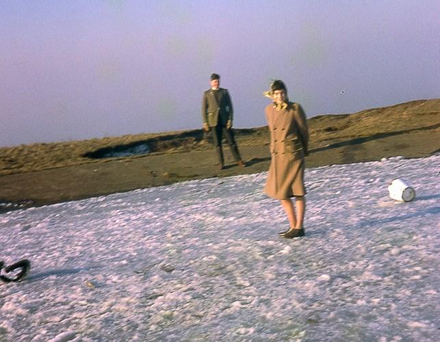 Susan at Dew Pond