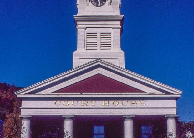 Court house Montpelier