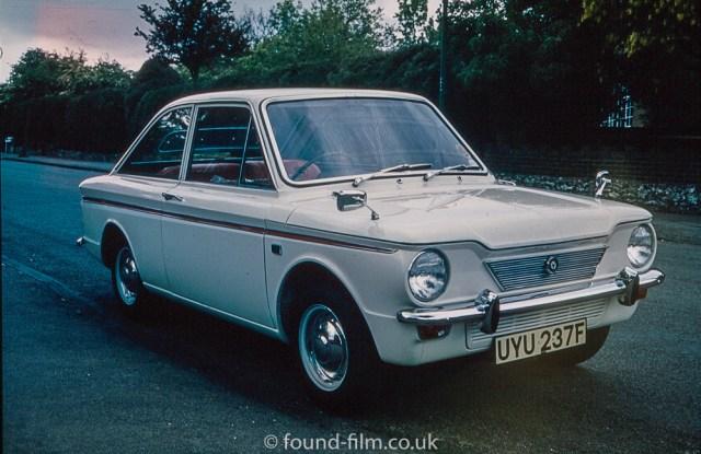 Hillman Imp Coupe
