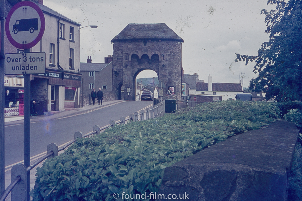 Monnow bridge - Monmouth