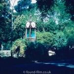 Old Water Clock at Villa Borghese, Rome