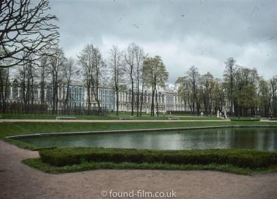 Pushkin gardens
