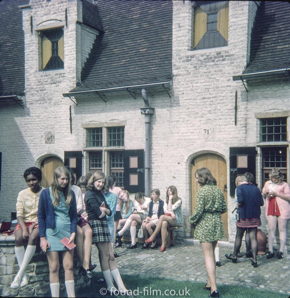 School trip to Belgium
