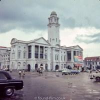 Victoria Memorial Hall, Singapore - mid 1960s