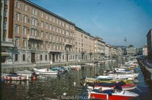 Trieste Grand Canal
