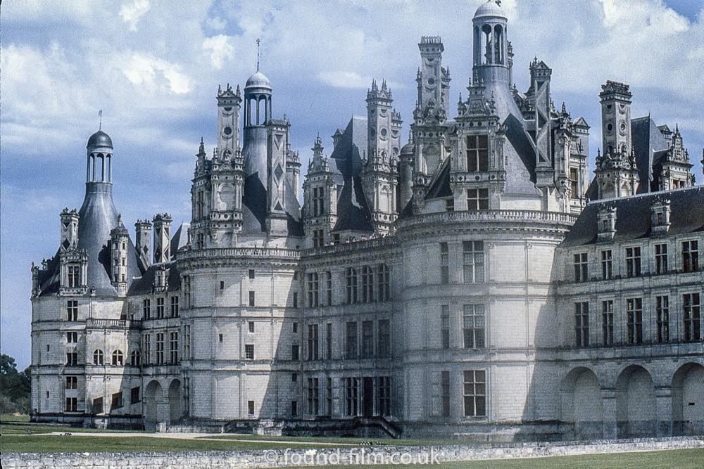 Château de Chambord in France