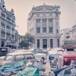 Raffles Place, Singapore – a view from the 1960s