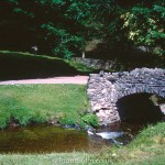 Robber's Bridge in Oare, July 1969